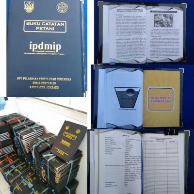 Simonev Buku Catatan Petani Ipdmip Projects